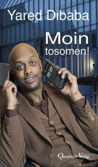 Buchcover Yared Dibaba - Moin tosomen!